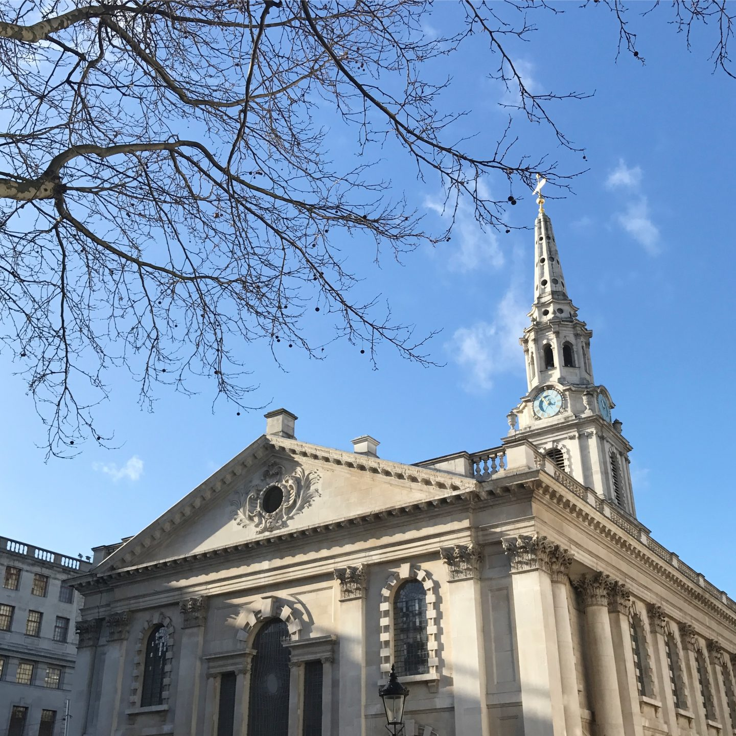 St Martins In The Fields