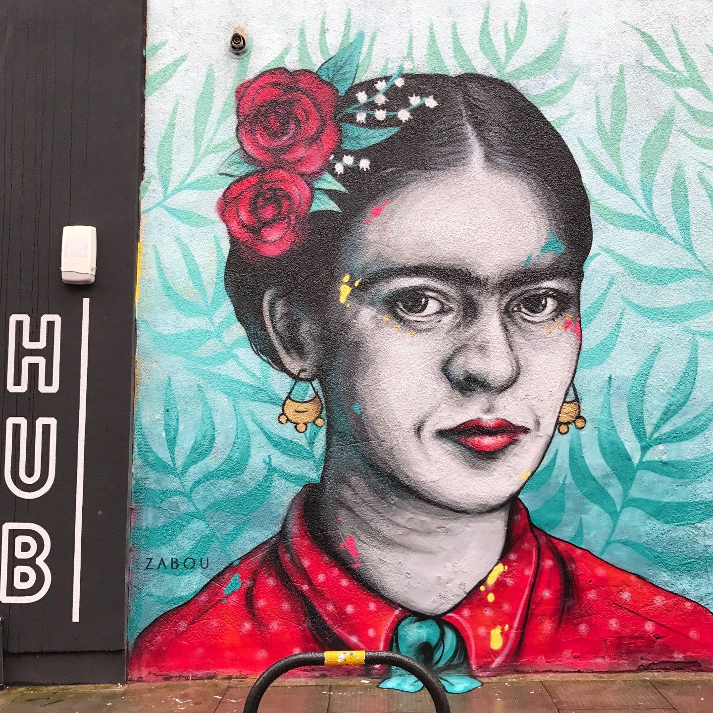 My Sunday Photo Kahlo