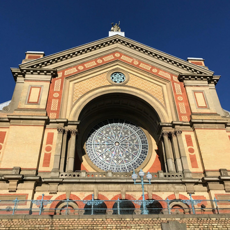 Alexandra Palace Architecture