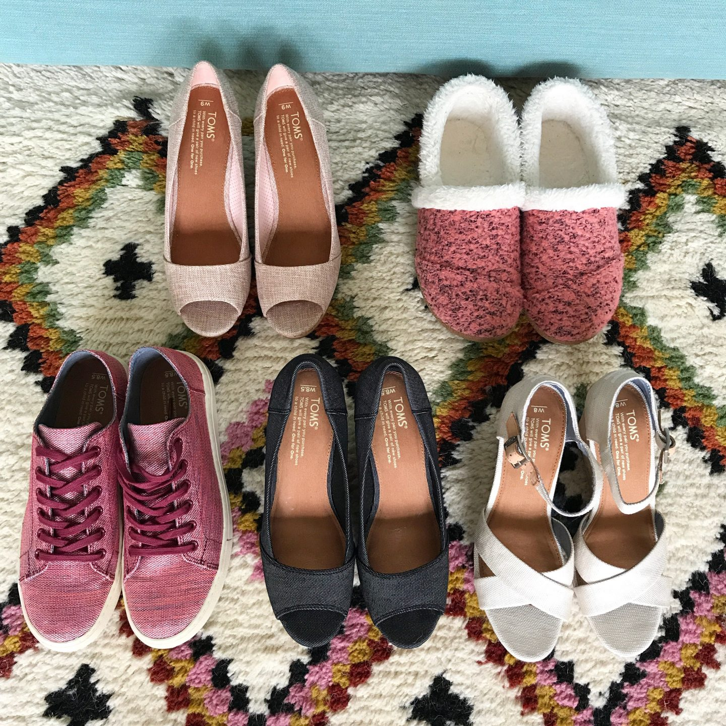 Toms Shoes Holiday Collection