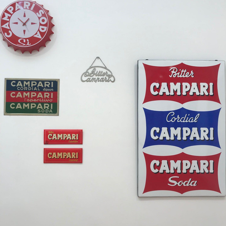 Estorick Collection Campari