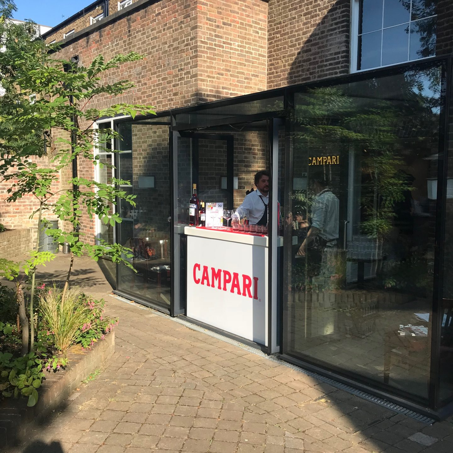 Estorick Collection Campari