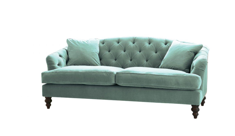 Darlings of Chelsea Paisley Midi Sofa