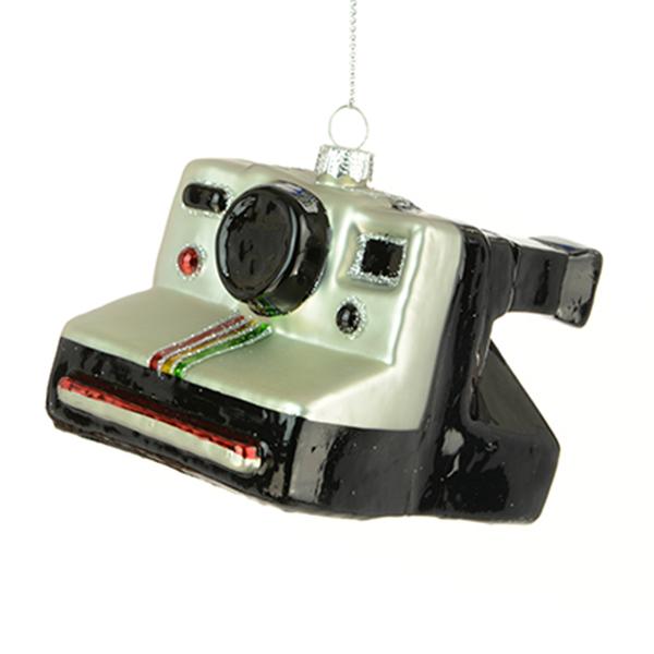 British Library Polaroid Camera