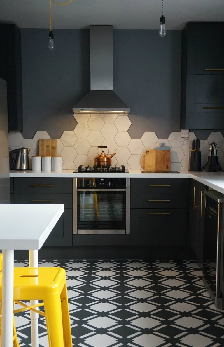 LoveChicLivingKitchenMakeover