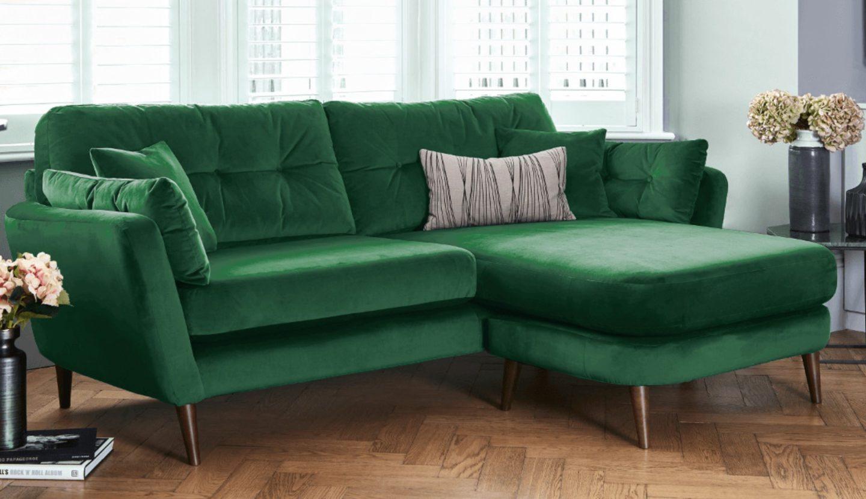 Darlings of Chelsea Sofas Studio Lounger Sofa