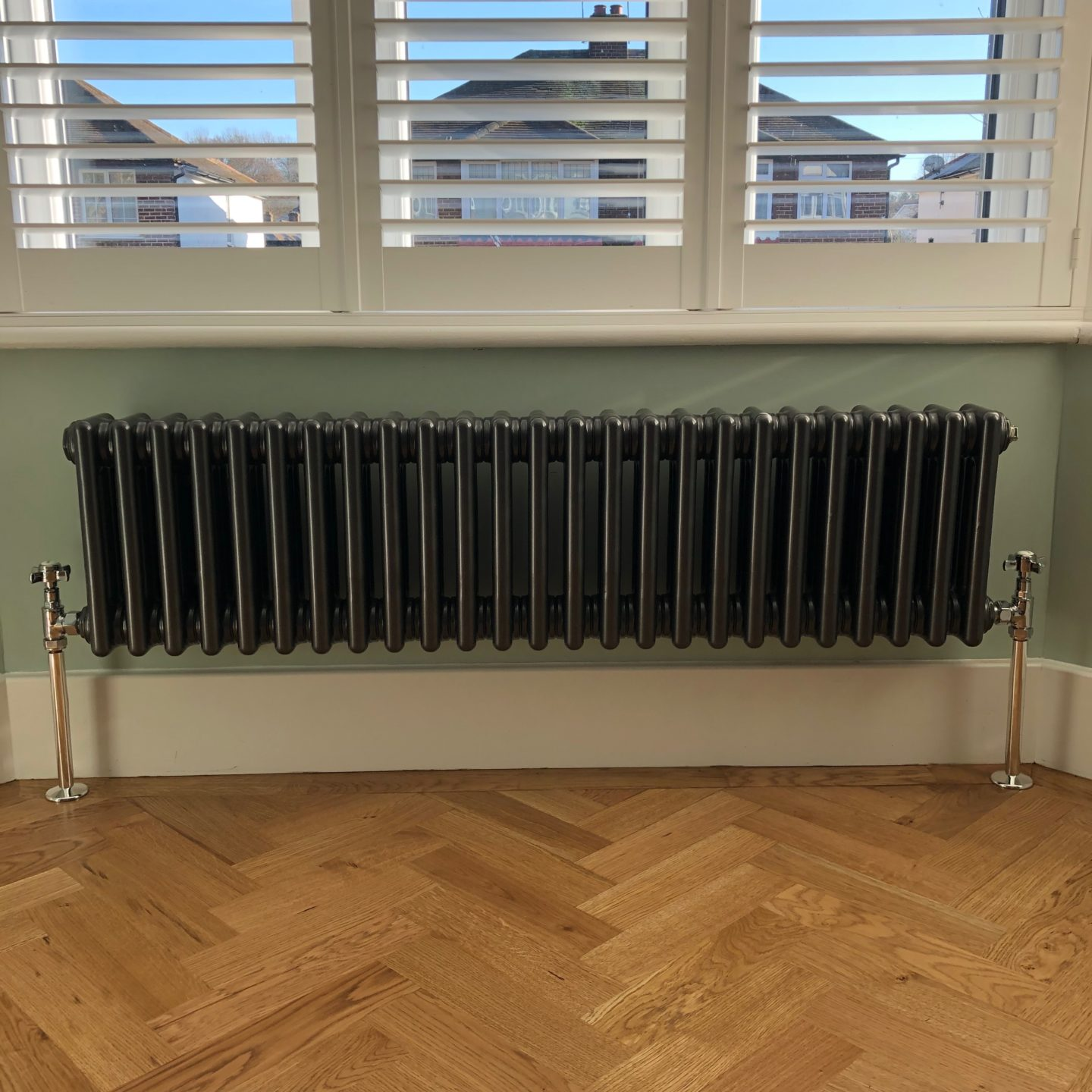New Radiators
