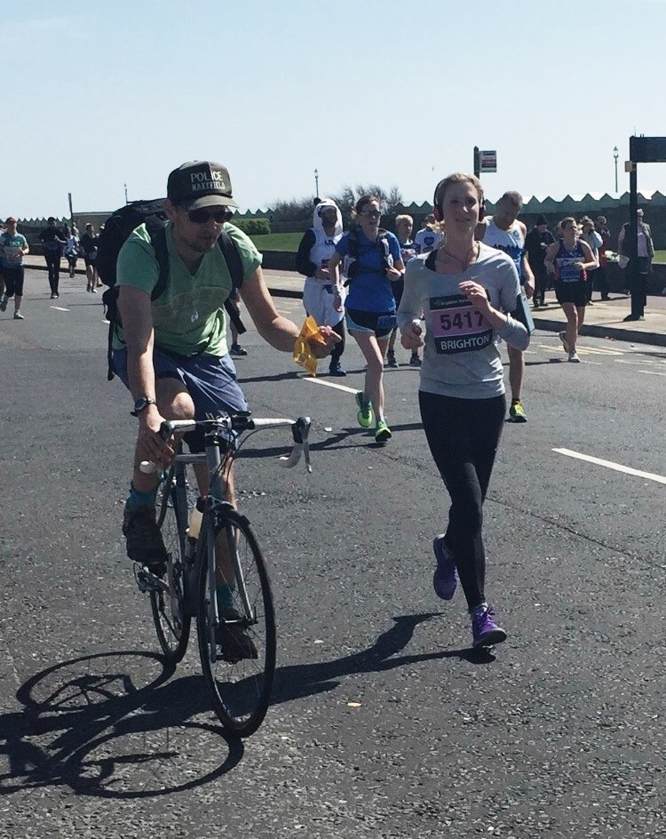 Hayley Brighton Marathon
