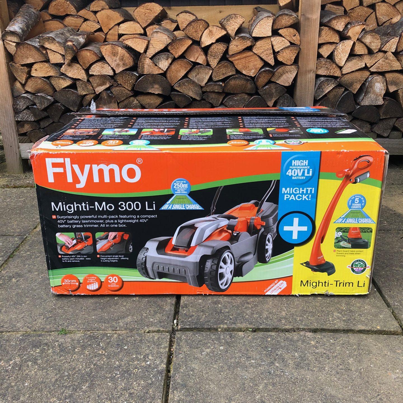 Flymo Mighti-Mo