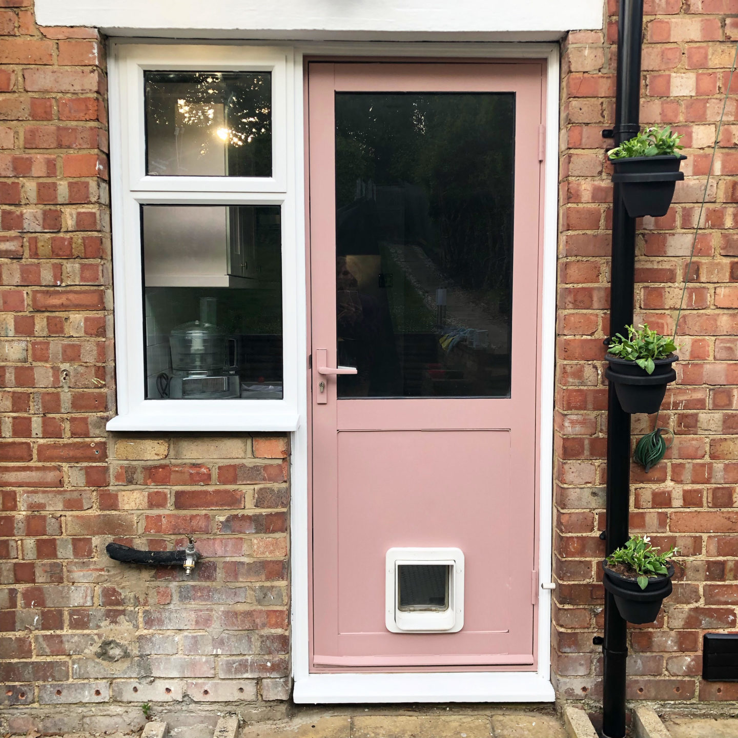Frenchic Backdoor Makeover