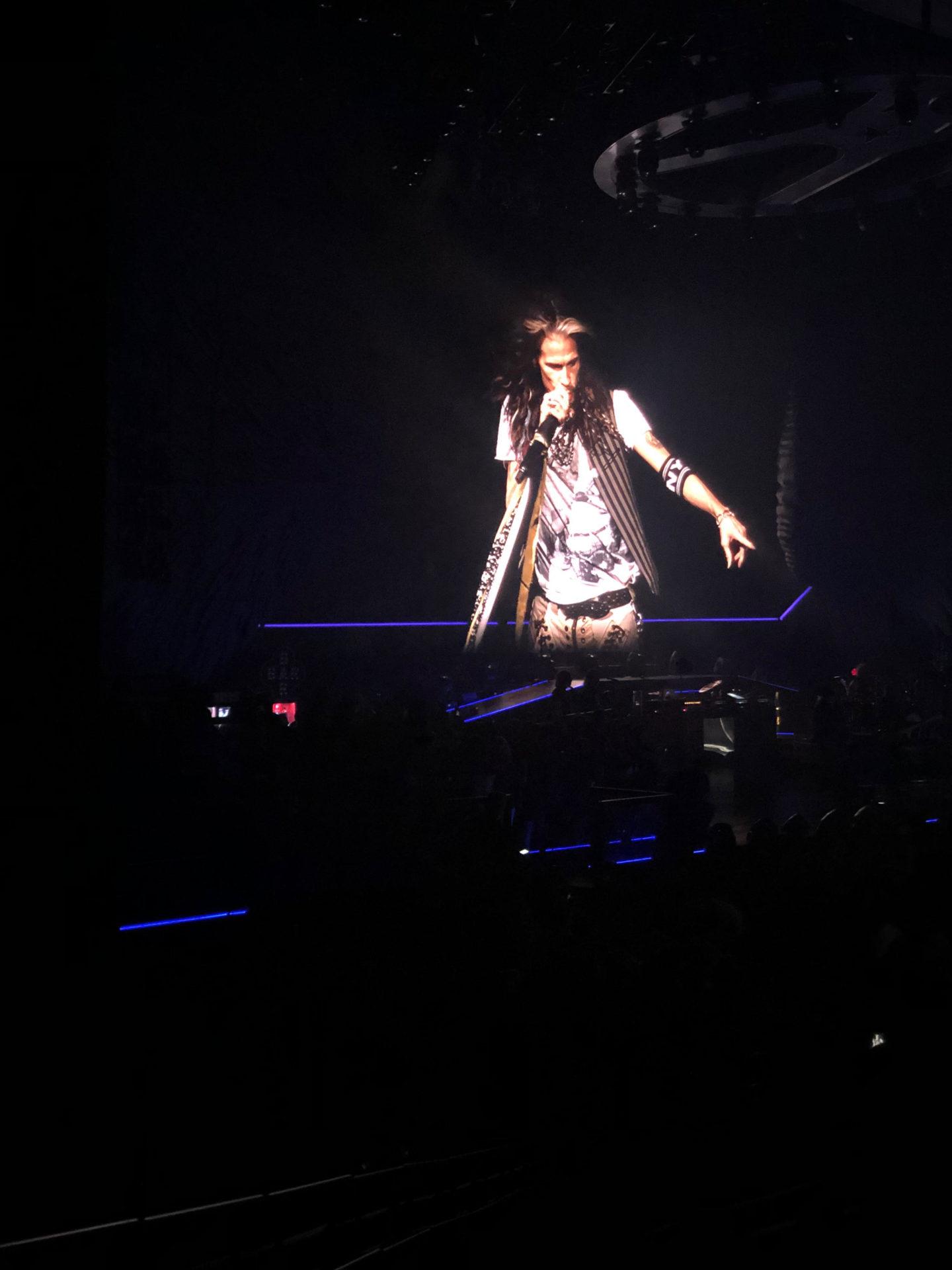 Aerosmith MGM Park Las Vegas