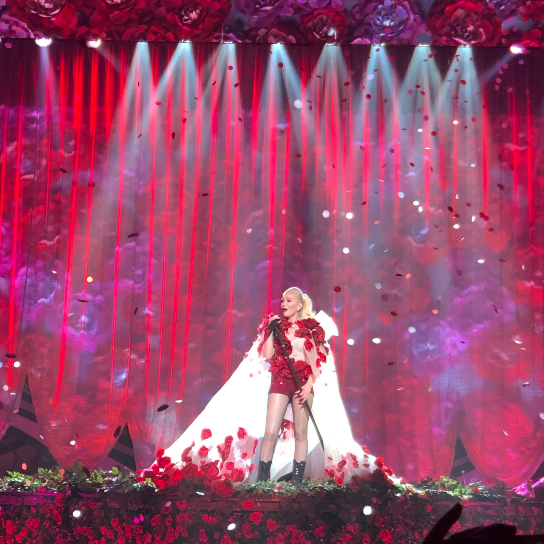 Gwen Stefani Planet Hollywood Las Vegas