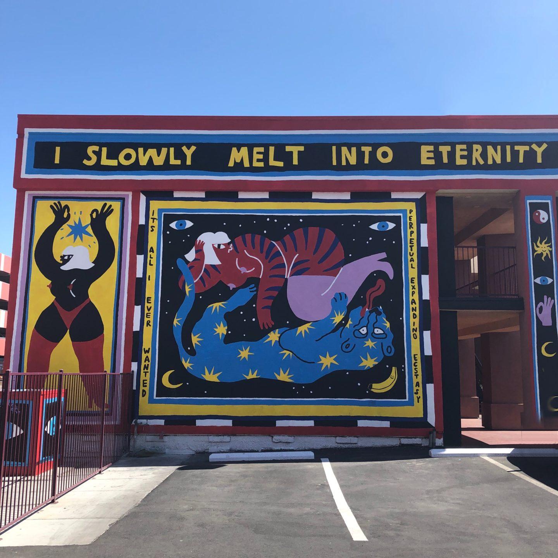 Downtown Las Vegas Street Art