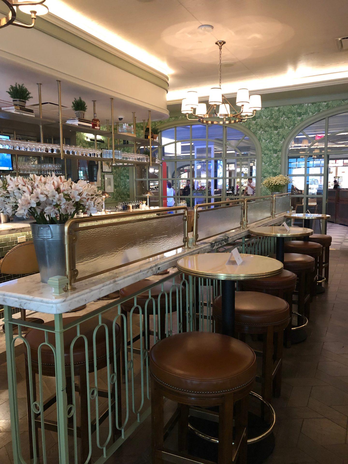 Primrose Bistro Indoors MGM Park Las Vegas